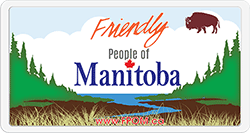 Friendly People of Manitoba